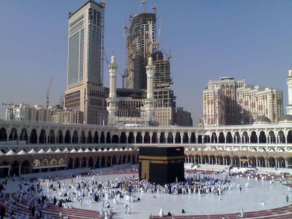 Udaremniono Zamach Na Wielki Meczet W Mekce