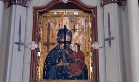 Profanacja kościoła w Iłży
