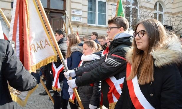 W uroczystości uczestniczyła młodzież z opolskich szkół