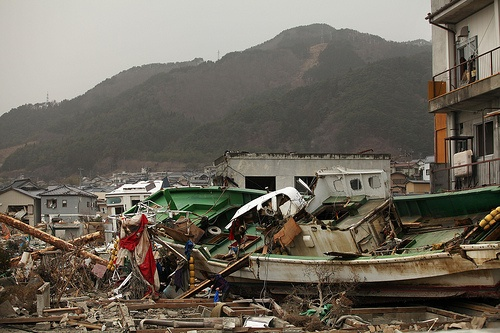 an essay on tsunamis