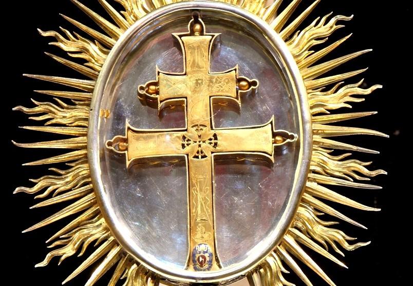 relikwa Krzyża Świętego